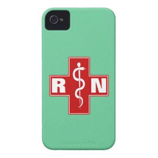 Nurse Initials iPhone 4 Case-Mate Cases
