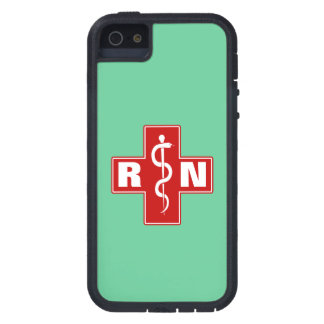 Nurse Initials Case For The iPhone 5