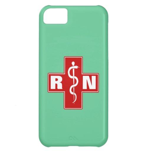 Nurse Initials Case For iPhone 5C