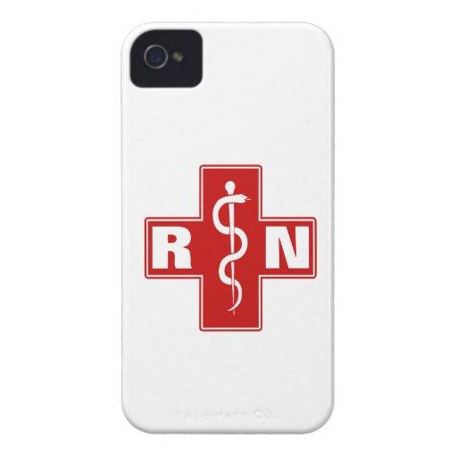 Nurse Initials Case-Mate Blackberry Case