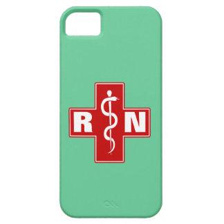 Nurse Initials iPhone 5 Cover