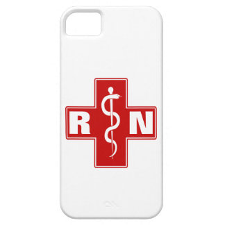 Nurse Initials Case For The iPhone 5