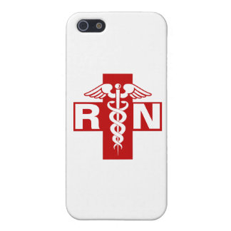 Nurse Initials Cover For iPhone 5/5S