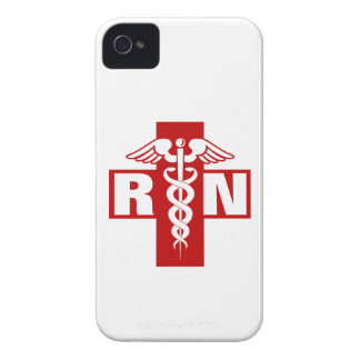 Nurse Initials iPhone 4 Covers
