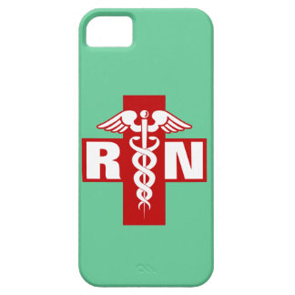 Nurse Initials iPhone 5 Case
