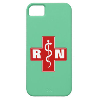 Nurse Initials iPhone 5 Cases