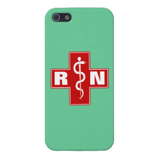 Nurse Initials iPhone 5 Covers