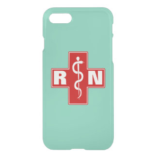 Nurse Initials iPhone 7 Case
