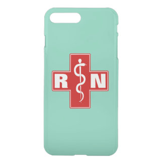 Nurse Initials iPhone 7 Plus Case
