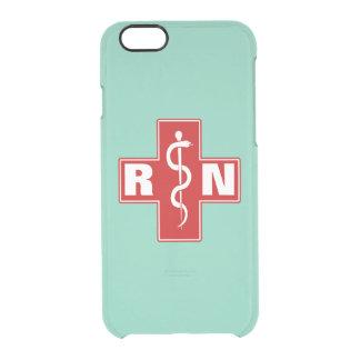Nurse Initials iPhone 6 Plus Case
