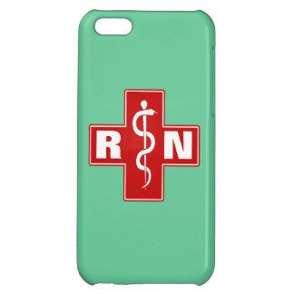 Nurse Initials iPhone 5C Covers