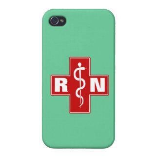 Nurse Initials iPhone 4/4S Case