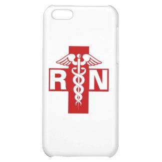 Nurse Initials Cover For iPhone 5C