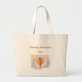 Nurse Instructor Tote Bag