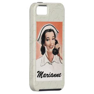 Nurse IPHONE5 Case - SRF iPhone 5 Covers