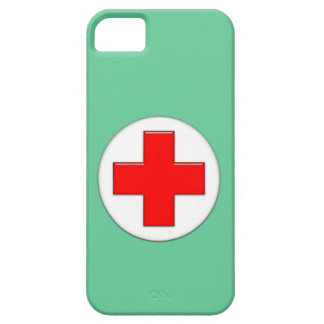 Nurse iPhone 5 Cover