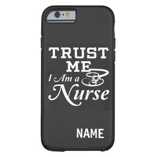 """Nurse"" IPHONE 6/6S TOUGH CASE"