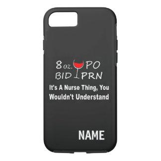 """Nurse"" iPhone 7 TOUGH CASE"