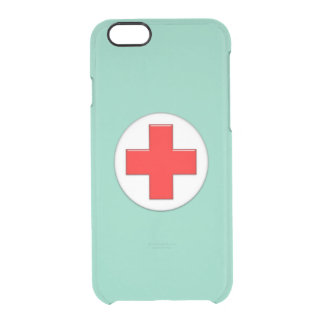 Nurse Uncommon Clearly™ Deflector iPhone 6 Case