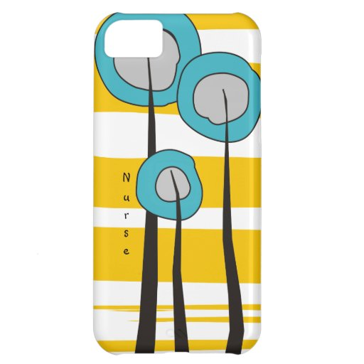 Nurse iPhone Cases Whimsical Cover For iPhone 5C