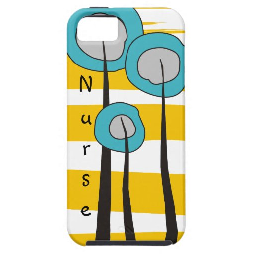 Nurse iPhone Cases Whimsical iPhone 5 Cover