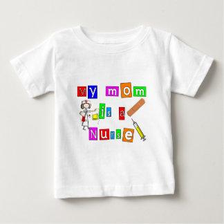 "Nurse Kids ""My Mom is a Nurse"" T-Shirts"
