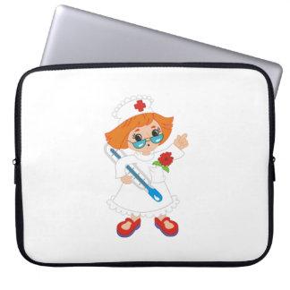 Nurse Laptop Computer Sleeves