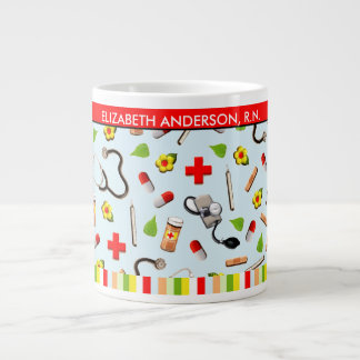 Nurse Large Coffee Mug