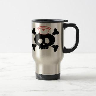 Nurse Lolly Travel Mug