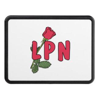 Nurse LPN Rose Hitch Covers