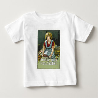 Nurse Marjorie Poster Baby T-Shirt