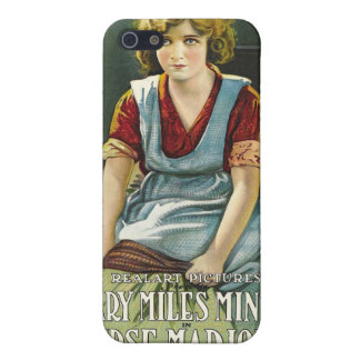 Nurse Marjorie Poster Case For iPhone 5/5S