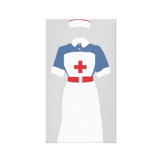 Nurse Medical & Emergency  EMT's Canvas Prints