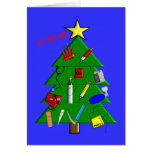Nurse/Medical Staff Christmas Cards and Gifts