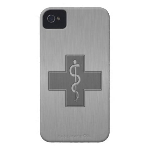 Nurse Modern iPhone 4 Case-Mate Case