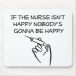 Nurse Mouse Pad