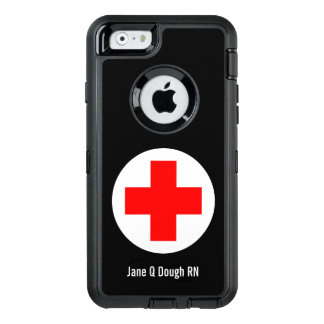 Nurse Name Template OtterBox iPhone 6/6s Case