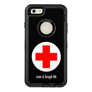 Nurse Name Template OtterBox iPhone 6/6s Plus Case