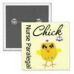Nurse Paralegal Chick v1 Buttons