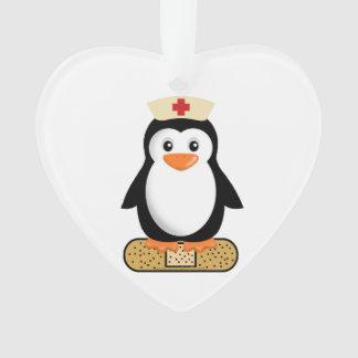 Nurse Penguin (w/bandaid)