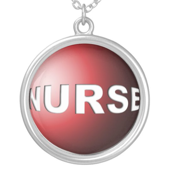 NURSE PILL NECKLACE