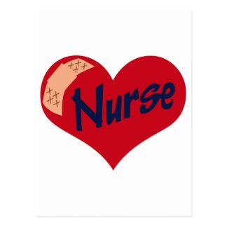 Nurse Postcard