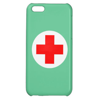 Nurse Scrubs Green iPhone 5C Cases