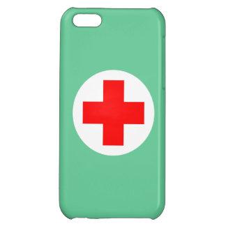 Nurse Scrubs Green iPhone 5C Cases