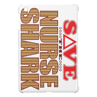 Nurse Shark Save iPad Mini Covers