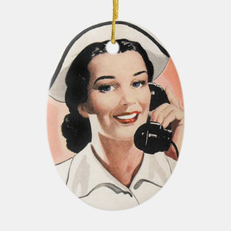 Nurse - SRF Christmas Ornament
