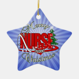 NURSE STUDENT CHRISTMAS CHRISTMAS ORNAMENT