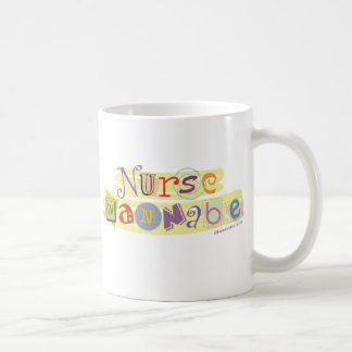 Nurse Wannabe Mugs