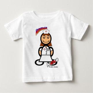 Nurse (with logos) baby T-Shirt