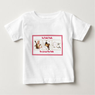 Nursery Rhyme T-Shirt for Infants